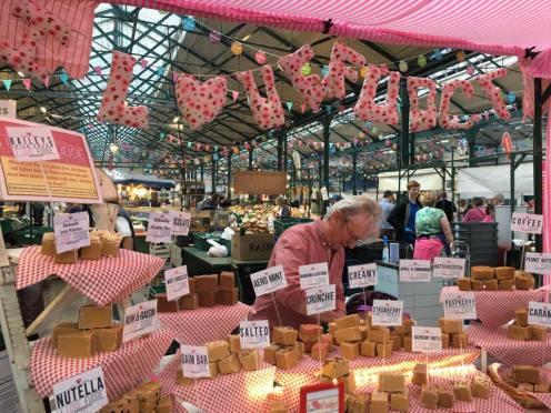 Fudge Stand @ St. George's Market