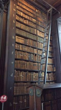 beautiful books of trinity