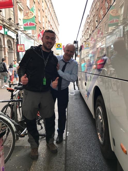 Conor and Brian!