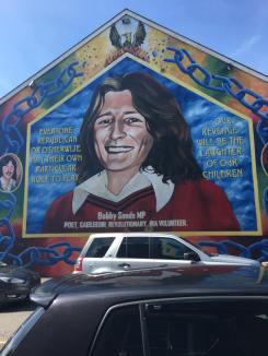 Belfast-mural bobby sands