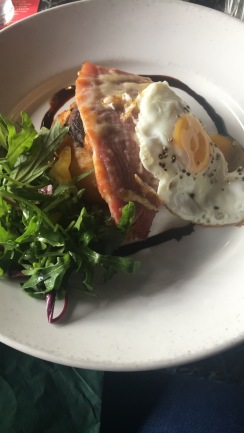 Belfast-potato pancake