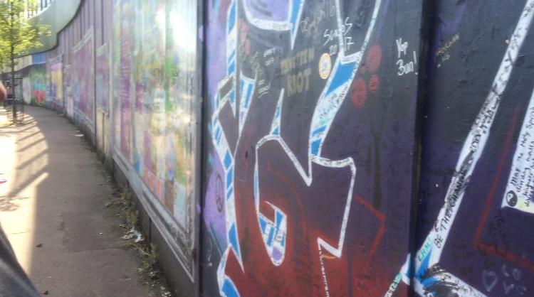 black cab wall 1