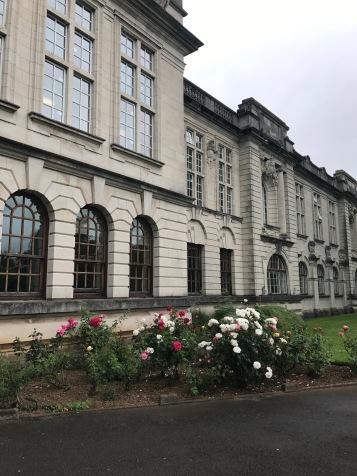 Cardiff University.