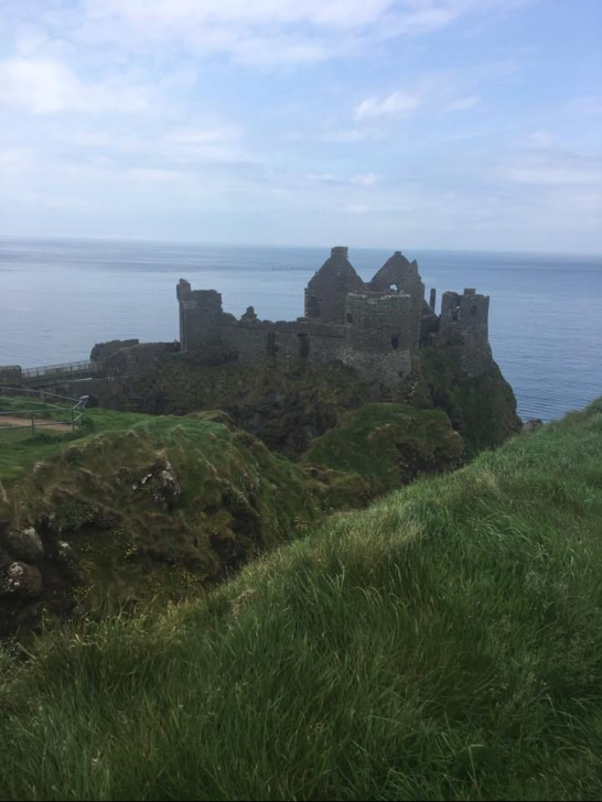 Shamrocker Dunluce Castle