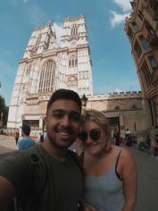 Selfie to prove we were here! (Rohan Makheca)