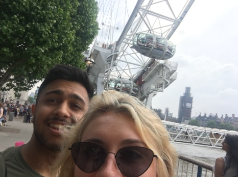 The London Eye (Bridget Bartos)