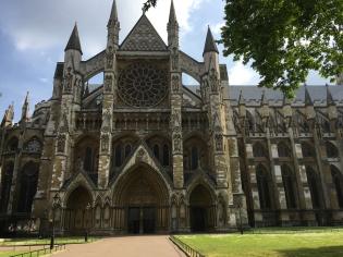 Westminster Abbey (Bridget Bartos)