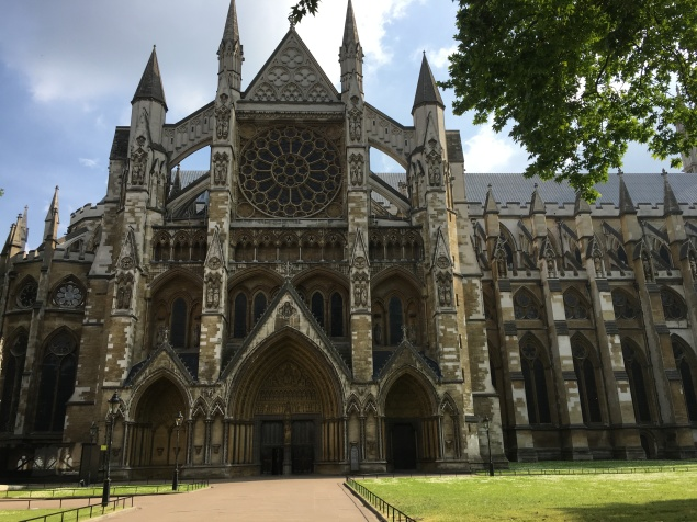 Westminster Abbey (Bridget Bartos)