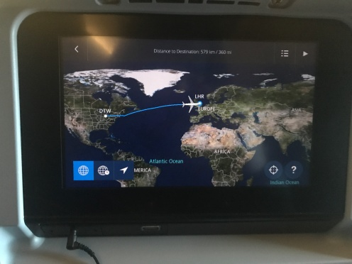 The Flight Tracker (No, it is not like racing the GPS)