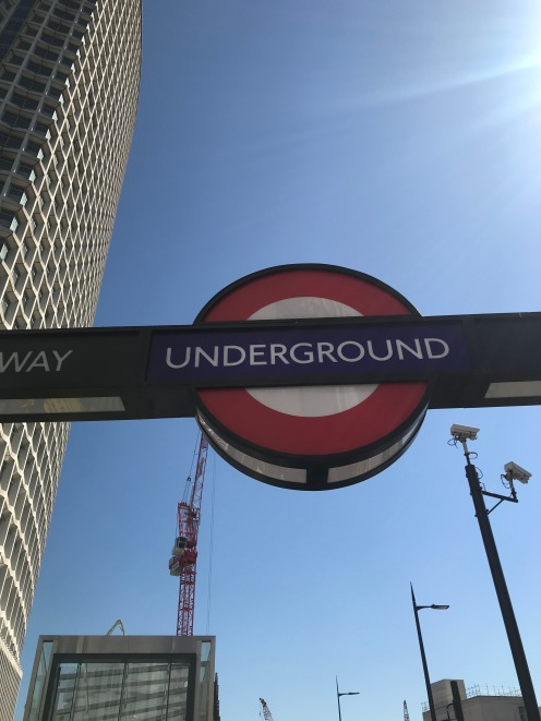Sign to Underground (Courtney Kellogg)