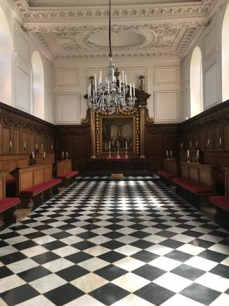 Inside of Chapel (Courtney Kellogg)