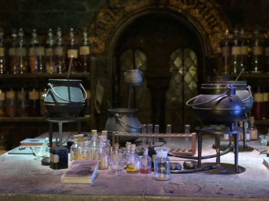 Harry Potter Studio- By: Tiara Terry