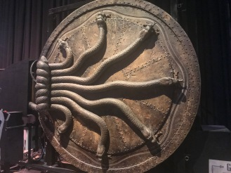 The Chamber of Secrets Door