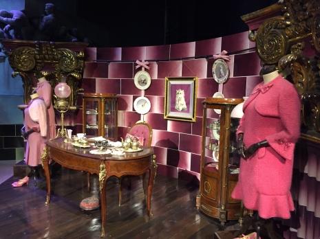 Umbridge's office, of course