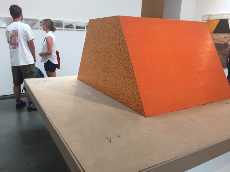 A model of the UAE mastaba