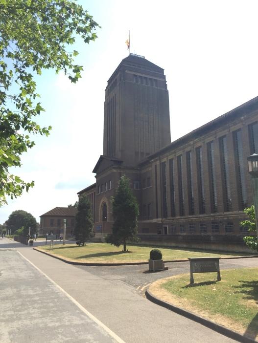 Cambridge's library