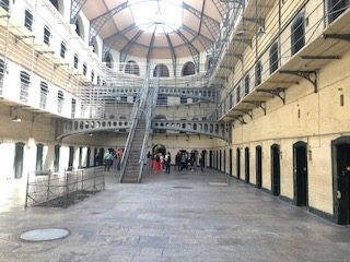 Kilmainham Gaol Prison- By: Tiara Terry
