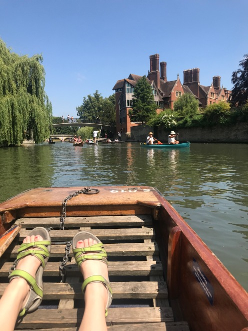 On River Cam (Courtney Kellogg)