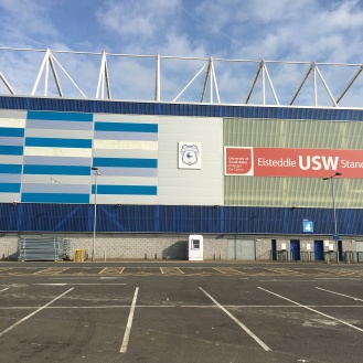 Cardiff City in Wales have fluctuated between divisions in recent seasons.