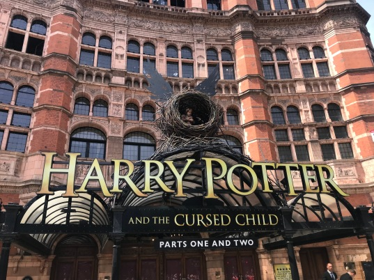Harry Potter & The Cursed Child (Courtney Kellogg)