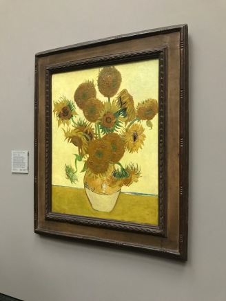 Sunflowers- Vincent van Gough (Courtney Kellogg)